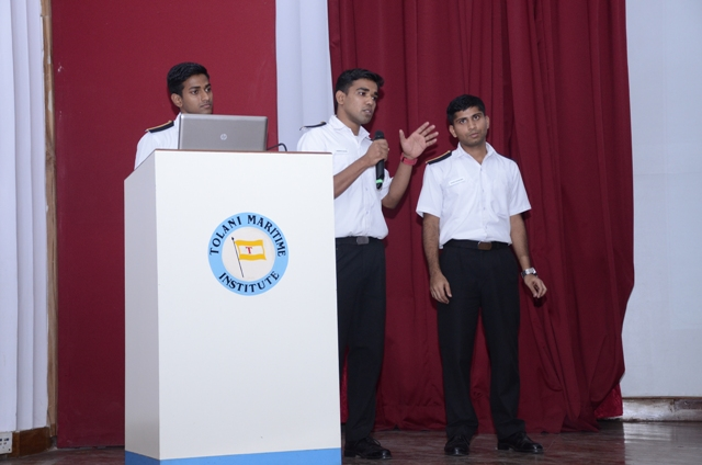 Presentation by Students